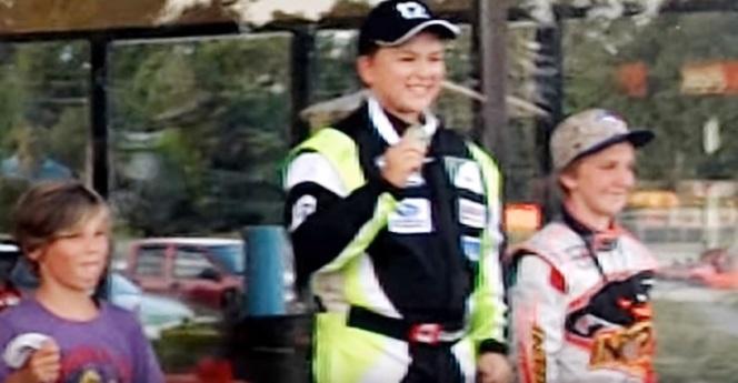 Daniel Demaras 1st place at Goodwood Race 6