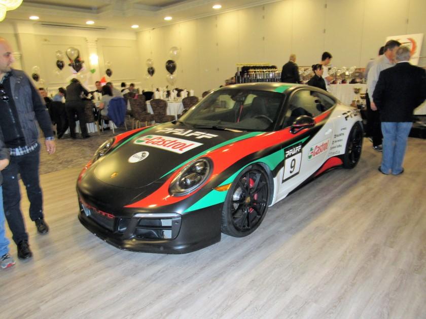 CRKC Awards Banquet DEMARAS AUTO RACING TEAM - Goodwood hardware car show
