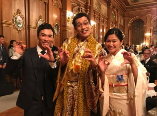 Pikotaro...Pen Pineapple Apple Pen