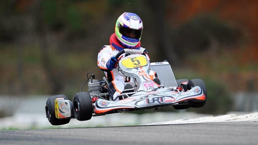 Real Kart Jumps Like Mario Kart