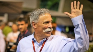 Chase Carey, F1 top dog