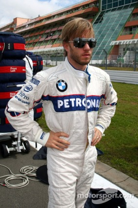 12.07.2009 Nürburg, Germany, Nick Heidfeld (GER), BMW Sauber F1 Team - Formula 1 World Championship, Rd 9, German Grand Prix, Sunday Pre-Race Grid - www.xpb.cc, EMail: info@xpb.cc - copy of publication required for printed pictures. Every used picture is fee-liable. © Copyright: Batchelor / xpb.cc