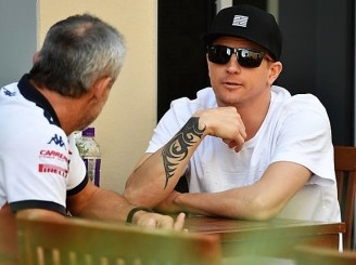Kimi returns to Sauber, 2018