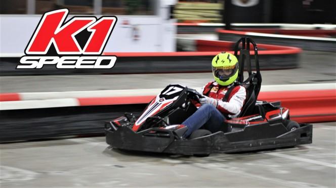 K1 Speed Toronto