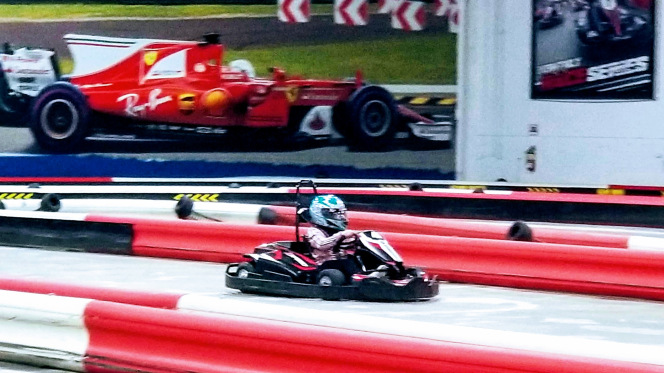 DEMARAS AUTO RACING TEAM – Racing is the one true sport